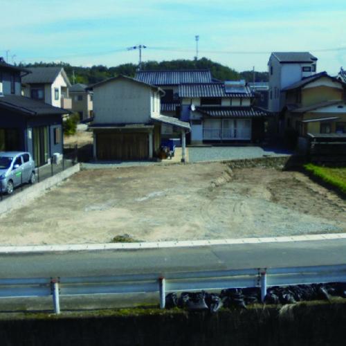 福知山市土師新町(2区画)【建築条件付】