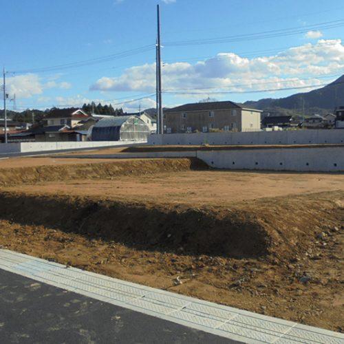 福知山市正明寺(23号地)【建築条件付】