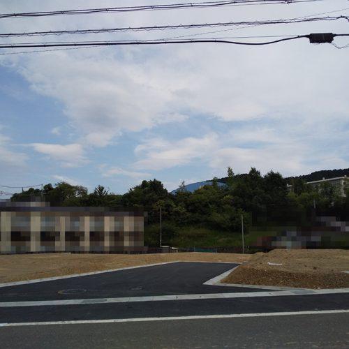 福知山市堀(3区画)【建築条件付】
